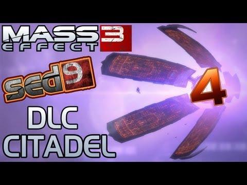 ME3 DLC Citadel #4 - Кто же злодей? Вот это поворот!