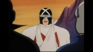 Speed Racer (Mach Go! Go Go!) Episode 50 Ending Comparison (English vs. Japanese)