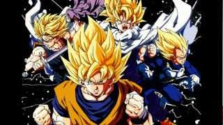 Dragon ball z amv, the saiyan guardians