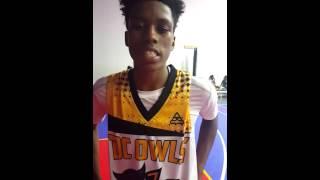 James Hampton  DC Owls  |  MVP JV