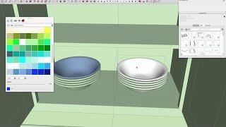 SketchUp Skill Builder: Groups vs Components