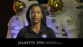 NASA Modern Figure: Jeanette Epps