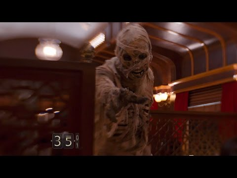 Start The Clock - Mummy On The Orient Express - Doctor Who - BBC
