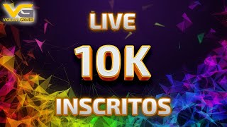 10K Inscritos / Escape...
