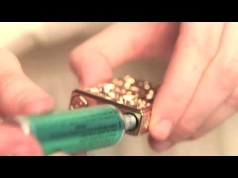 How to Refill an S.T. Dupont Gatsby Lighter