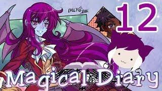MAGICAL DIARY Part 12 - Too dumb for magic