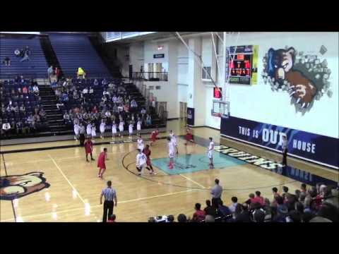 Harford Christian vs Bob Jones Academy BJU NIT Championship Highlights