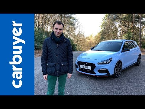 New 2018 Hyundai i30 N in depth review Carbuyer James Batchelor