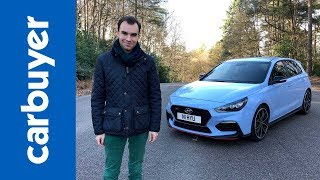 Hyundai i30 N review is this Britains best new hot hatch James Batchelor Carbuyer