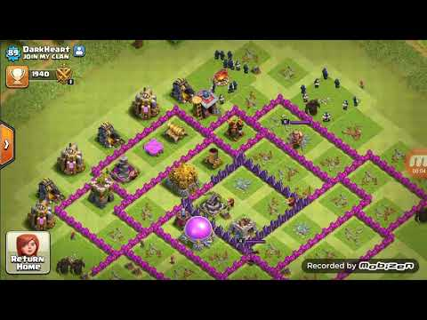 CLASH OF CLANS DESTROYED BUILDING BUG, 2018 TH12 UPDATE