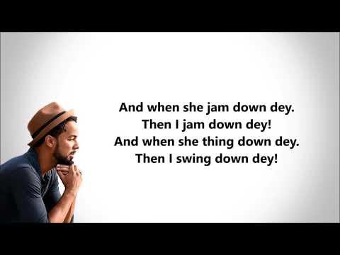 Kes- Nah Let Go (Lyrics)