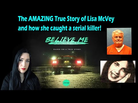 Download The AMAZING true story behind 'Believe me - The abduction of Lisa McVey'
