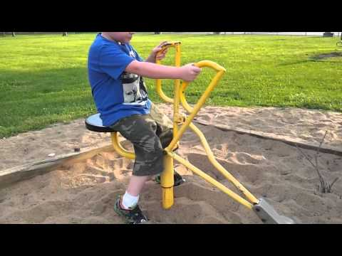 The Frustrated Sand Digger