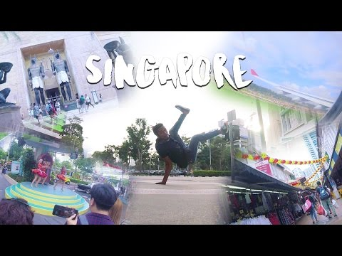 Singapore Tour with COOL STEPS (GoPro Hero 5)