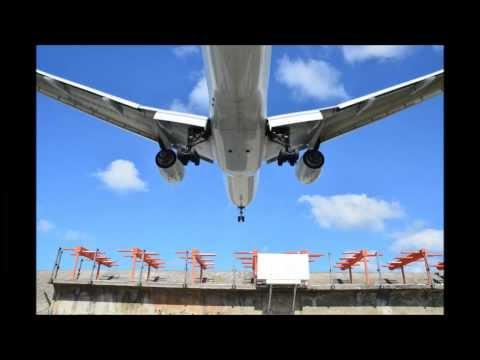 The 3rd Sint-Maarten! Rarotonga International Airport! Must see! FULL HD