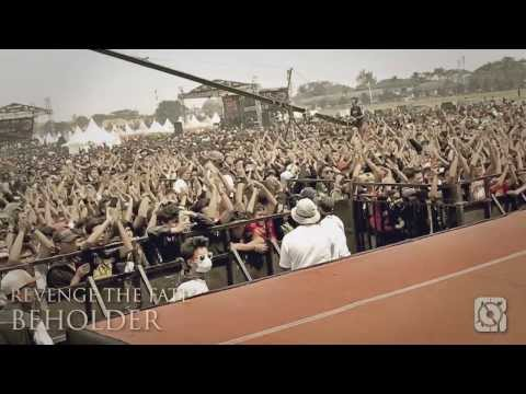 REVENGE THE FATE - BEHOLDER + POSEIDON (Exclusive Live Video at HELLPRINT)
