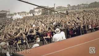 REVENGE THE FATE - BEHOLDER + POSEIDON (Exclusive Live Mp3 at HELLPRINT)