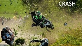 Road Racing Crash Compilation *SERIOUS CRASHES INCLUDED*
