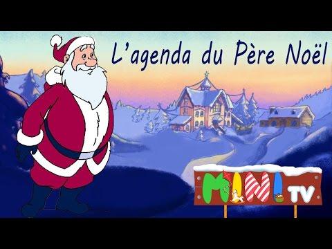 L'agenda du Père Noël   Dessin animé spécial Noël (HD)