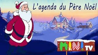 L'agenda du Père Noël | Dessin animé spécial Noël (HD)