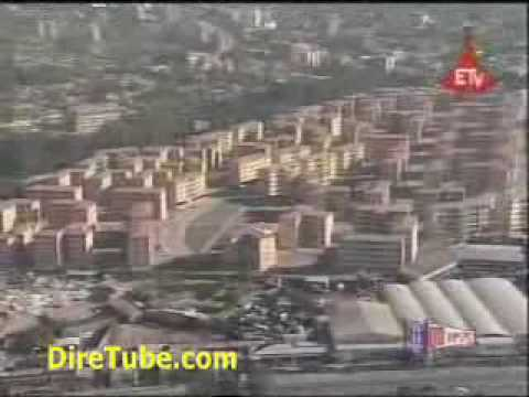 Visit Addis Ababa from a Helicopter with Tadele Assefa