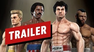 Creed: Rise to Glory - Rocky Legends Trailer