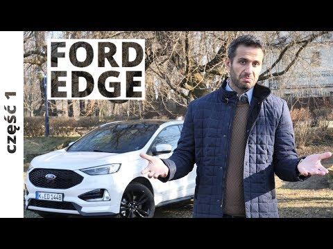 Nowy Ford Edge - gdzie ta Ameryka?