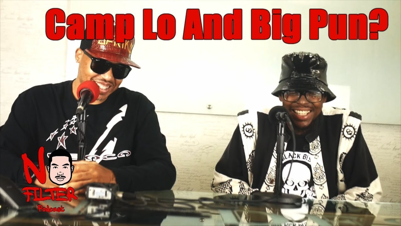 Sonny Cheeba (Camp Lo) Talks Big Pun Camp Lo Secret Studio Session | People Used To Think We Was Sus