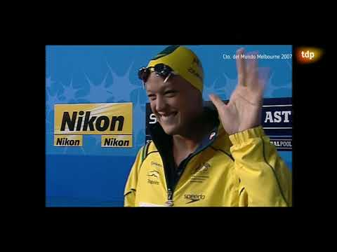 Women 100m Backstroke FINAL 2007 World Swimming Championships Melbourne