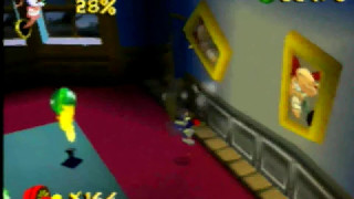 Earthworm Jim 3D - Gameplay Trailer 1999