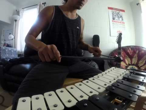 No Surprises - Radiohead Glockenspiel Cover (remastered)