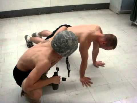 Army Drill instructor funny