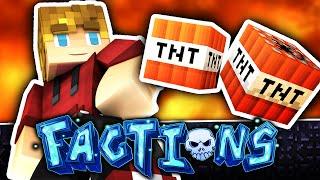 "Minecraft Factions ""Banter Raids!"" Ep:18 Season Two (Minecraft Treasure Wars)"