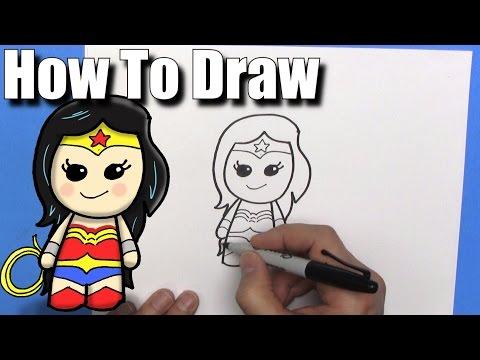 how-to-draw-wonder-woman---easy-chibi---step-by-step---kawaii