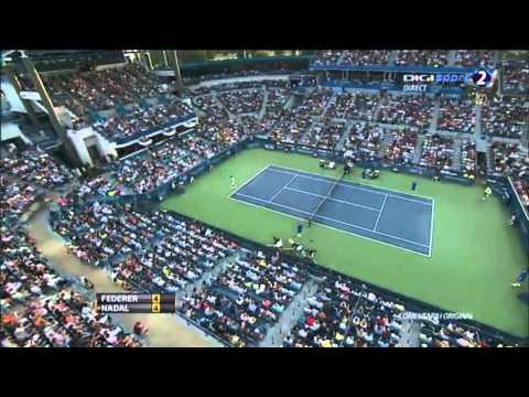 Roger Federer vs Rafael Nadal - Full Match HD Part 2/3 - Cincinnati Masters 2013