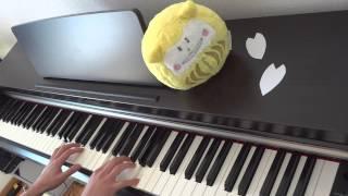 [2016.02.09]楽譜を書き下ろしました!お問合せいただいた皆様、お待た...