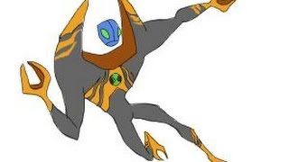 How to draw Lodestar from Ben 10 Omniverse