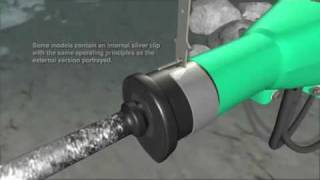 Video still for DII Tramac SC series Hydraulic Breakers