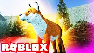 Roblox Rosso Volpe Cenozoic Sopravvivenza Wild Animals Games