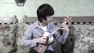 Jason Mraz) I'm Yours   Sungha Jung (Ukulele) Acoustic Tabs Guitar Pro 6