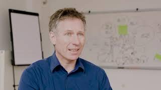 Portrait von Holger Scholz, Geschäftsführer der Kommunikationslotsen
