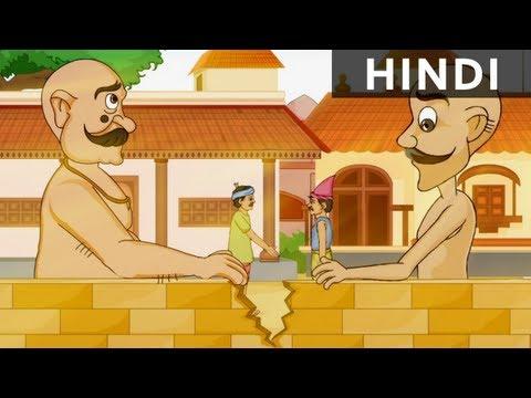 Magic Chant - Tales Of Tenali Raman In Hindi - Animated/Cartoon Stories For Kids