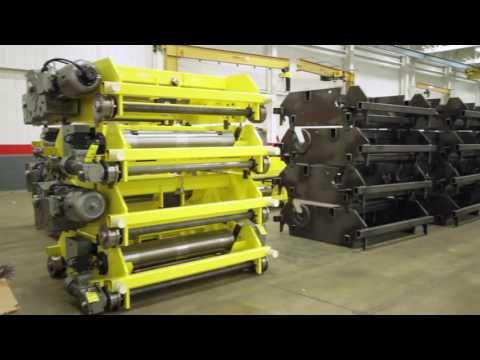 Производство кранов, как это зделано