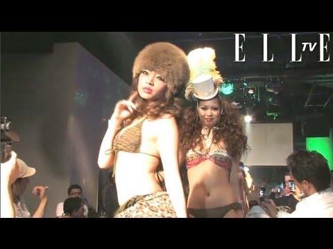 【ELLE TV JAPAN】QUISSに接近!Tokyo  Girls Fashionista Creative Team