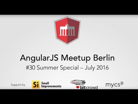 Thumbnail for How to get productive immediately on Angular 2 with Angular-CLI by Tracy Lee