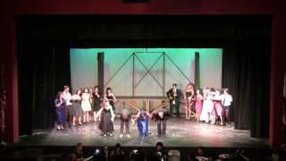 "SPHS Presents: ""Footloose the Musical"" (3/22/13 Closing Night Performance)"