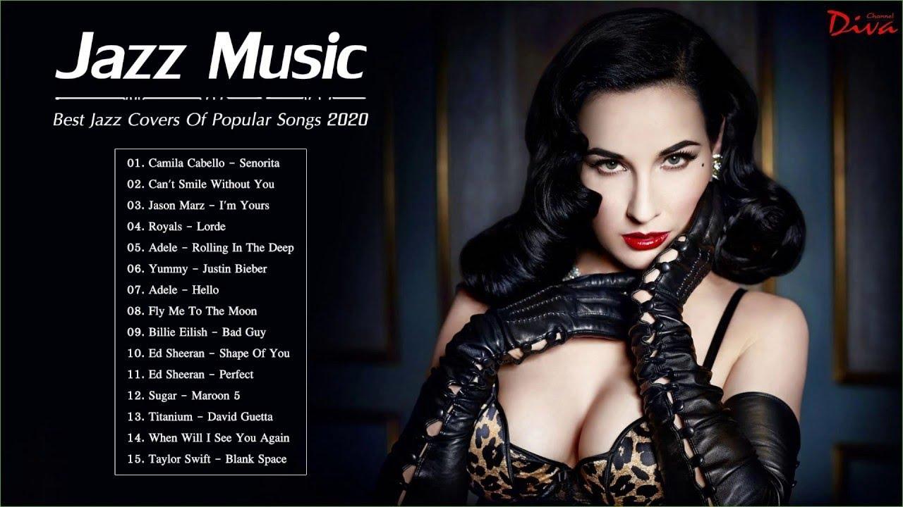 Best Jazz Covers Of Popular Songs 2020 | Bossa Nova Jazz 2020 | Jazz Music 2020 - YouTube