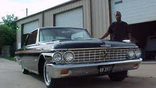 FORD Galaxie-Custom 2DR Hardtop Restoration-COMPLETE