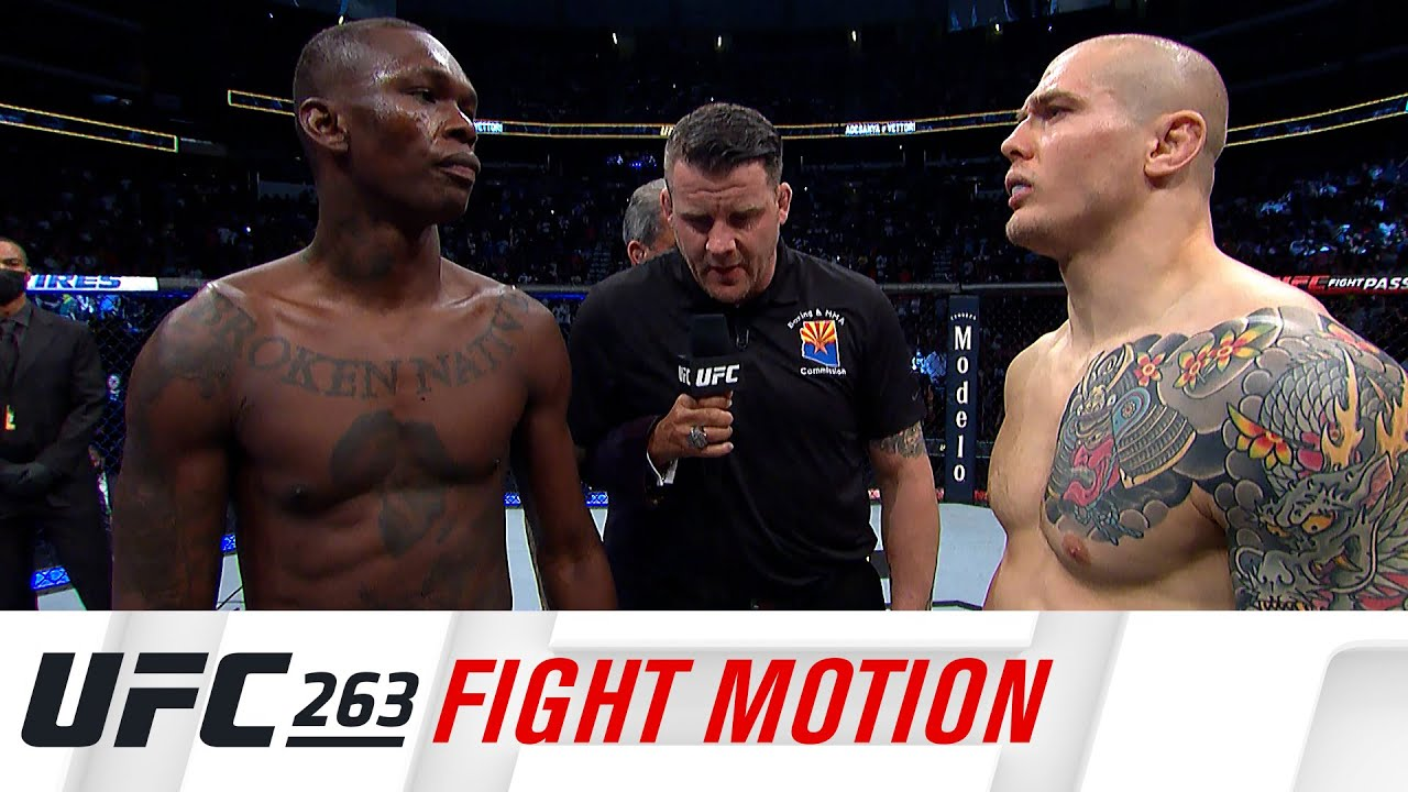 Download UFC 263: Fight Motion