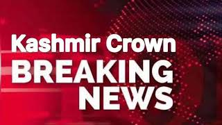 Encounter broke out in Pulwama district of Jammu and Kashmir Three security force personal injured